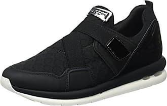 341305047500, Sneakers Homme - Noir - Schwarz (Schwarz)Bugatti