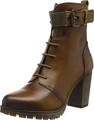 Bugatti V37321, Bottines Femme - Marron - Braun (Whisky), Taille 38