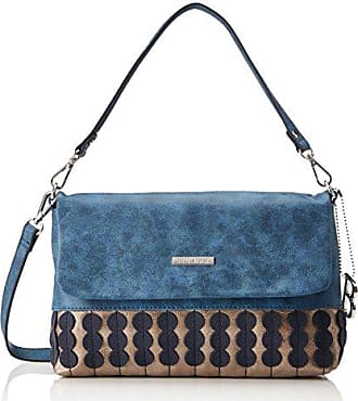 Maris Crossbody, Womens Cross-Body Bag, Mehrfarbig (Multi), 09x17x22 cm (B x H T) Bulaggi