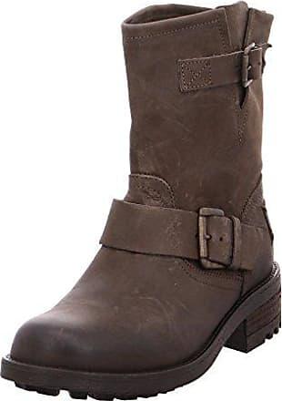BULLBOXER Damen 743M75765A Cowboy Stiefel, Braun (P518), 39 EU