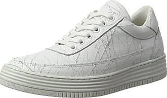 Bullboxer 420001E5L, Sneaker Donna, Bianco (White Whit), 39 EU
