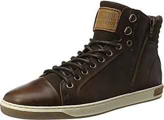 029K54969A, Zapatillas de Estar por Casa para Hombre, Marrón (P078), 41 EU Bullboxer