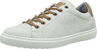 796M25245E - Zapatillas Mujer, Color Beige, Talla 40 UE Bullboxer