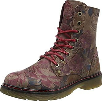 Guad, Botas Desert para Mujer, Multicolor (Multicolour 99), 43 EU Think