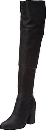427500E6L, Botas para Mujer, Negro (Black Blck), 42 EU Bullboxer