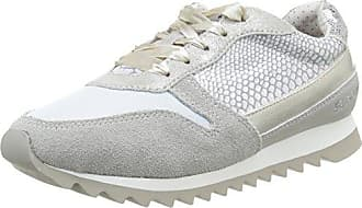 BUNKER Nat, Damen Sneaker Silber Silberfarben 38