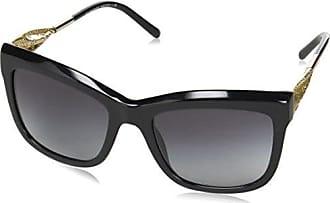 Burberry 0BE4228 30018G, Occhiali da Sole Donna, Nero (Black/Gradient), 57