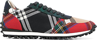 designer checkered sneakers - Multicolour Burberry 1uSAN9i3G