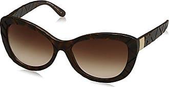 Burberry 0BE4193 301413, Gafas de Sol para Mujer, Rojo (Bordeaux/Browngradient), 57