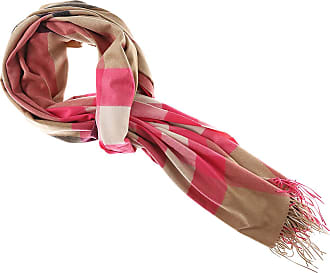 Scarf for Women On Sale, Pink, Cashemere, 2017, Universal Size Burberry