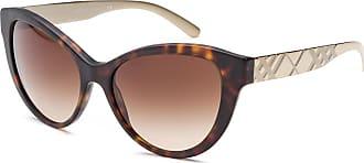 Burberry Sonnenbrille B4220 3536/13, UV 400, schwarz/braun