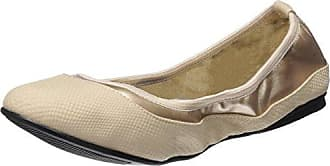 Holly, Bailarinas para Mujer, Beige (Nude), 38 EU (5 UK) Butterfly Twists
