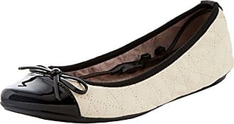 Holly, Ballerines Plates Femme - Gris - Gris étain, 38Butterfly Twists