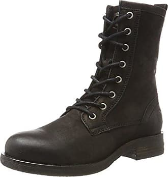 A14065, Bottes Motardes Femme - Noir - Schwarz (Black Tomcat)Ca Shott
