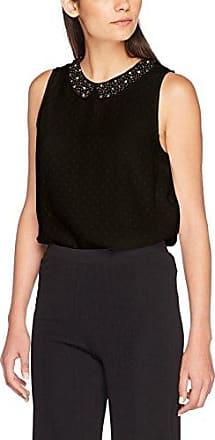Cache Cache BLOUWEL1, Camiseta para Mujer, Noir (Noir Jet Black), M