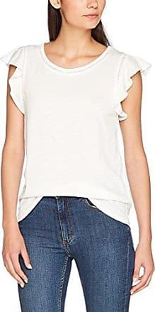 Cache Cache BLOUWEL1, Camiseta para Mujer, Blanco (Cloud Dancer), M