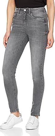 Cache Cache CITSATIN2, Pantalones para Mujer, Negro (Jet Black 1001), 40