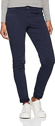 Shangno-Den, Pantalon Femme, Bleu (Denim Double Stone), 36 (Taille Fabricant:36)Cache Cache