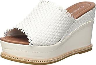 CafèNoir KDD125, Zapatillas Altas para Mujer, Blanco (Bianco 203), 39 EU Cafènoir