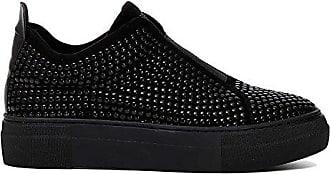 Sneaker Mid Cafè Noir DB922 con multiborchie in microfibra scarpe donna 40 Cafènoir yNw3Ix1fc0