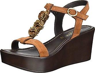 Womens Kge134 T-bar Sandals, 2401 T. Femmes Kge134 Sandales T-bar, 2401 T. Moro, 4 Cafènoir Moro, 4 Cafènoir