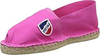 Cala Unisex-Erwachsene Classique Espadrilles, Pink (Fuchsia FU), 40 EU