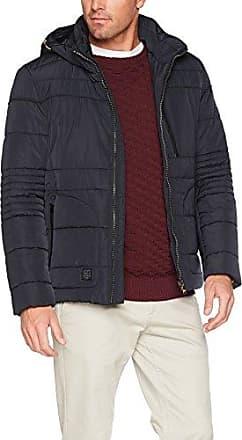 120390, Blouson Homme, Blau (Navy 43), Large (Taille du Fabricant: 52)Calamar Menswear