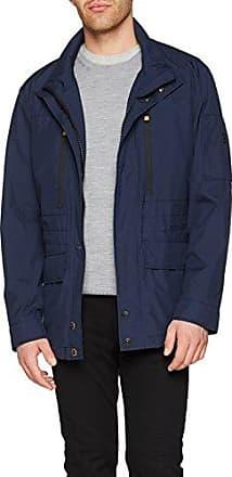 130590, Blouson Homme, Bleu (Blau 43), MediumCalamar Menswear