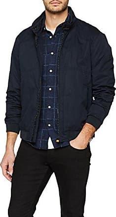 120650, Chaqueta para Hombre, Azul (Navy 40), Medium (Talla del Fabricante: 50) Calamar Menswear