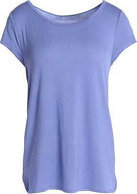 Countdown Package Sale Online Factory Sale Calvin Klein Woman Stretch-modal Pajama Top Lavender Size M Calvin Klein Clearance Discount Cheap Good Selling Best Place Cheap Price 1irsWcg