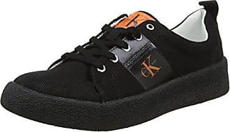 Meryl Knit, Sneakers Basses Femme, Noir (Blk 000), 37 EUCalvin Klein Jeans