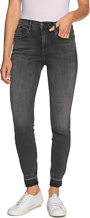 Jeans in grau für Damen Calvin Klein Jeans
