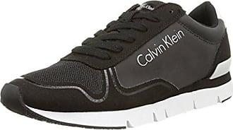 Calvin Klein Jeans Arnold Canvas, Zapatillas para Hombre, Azul (Ivy 000), 46 EU
