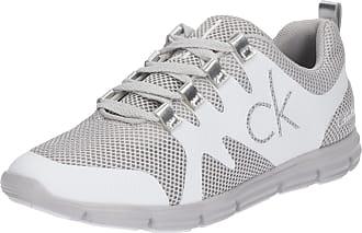 Jean Calvin Klein Sneakers Bas 'murphy' Gris / Blanc IeDHkU2Rv