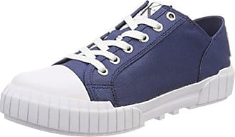 Calvin Klein Jeans Tori Reflex Nylon/ Microfiber Black/Black, Schuhe, Sneaker & Sportschuhe, Sneaker, Grau, Schwarz, Female, 35