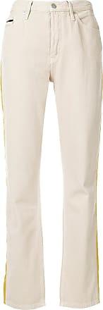 Free Shipping Amazon Sale Online side stripe jeans - Nude & Neutrals Calvin Klein Jeans Shopping Online Free Shipping 3tf6Jo5