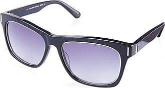 Calvin Klein Unisex-Sonnenbrille in Schwarz-Braun - 63% RX5p3
