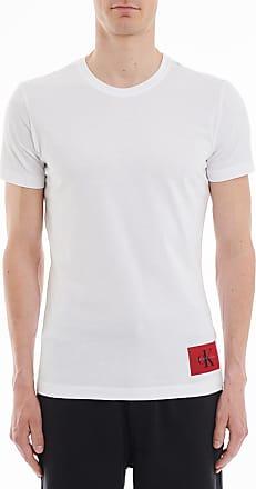 Énorme Surprise En Ligne Voir Frais De Port Offerts T-shirt logotypé slim fit Jaune Calvin KleinCalvin Klein Acheter Pas Cher 2018 dX07mp6cX