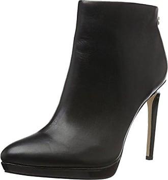 Magic Patent/Mesh, Sandales Bout Ouvert Femme, Noir (Black/Indigo), 41 EUCalvin Klein Jeans