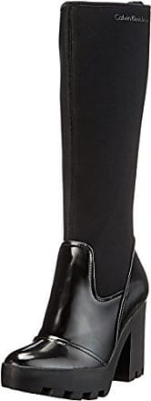 Box Smooth, Bottes Femme, (Black), 37 EU