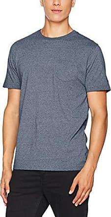 V-Neck 1/2, T-Shirt Homme, Bleu (Blue Ocean 16), SCamel Active