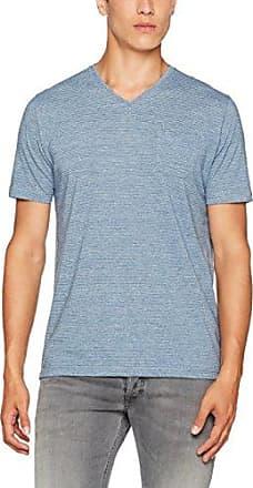 T-Shirt 1/1, Camiseta de Manga Larga para Hombre, Azul (Dark Blue 12), XXL Camel Active
