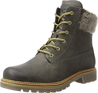 Camel Active Authentic 71, Botas para Mujer, Gris (Dk.Grey), 35.5 EU Camel Active