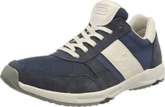 Camel Active Bowl 17, Zapatillas para Hombre, Azul (Navy 01), 42.5 EU
