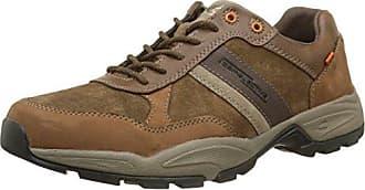 Camel Active Evolution 36, Zapatillas para Hombre, Marrón (Taupe/Brown/Sand), 42.5 EU