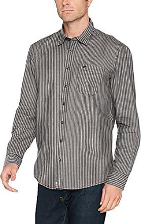 Jack B.D. 1/1, Camisa Casual para Hombre, Multicolor (Petrol Cor 53), 50(Talla del Fabricante: XXX-Large) Camel Active