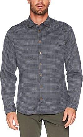 Jack B.D. 1/1, Camisa Casual para Hombre, Multicolor (Amber 62), 50(Talla del Fabricante: XXX-Large) Camel Active