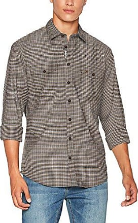 Dan B.D. 1/2, Chemise Casual Homme, Turquoise (Cyan 52), 46 (Taille du Fabricant: X-Large)Camel Active