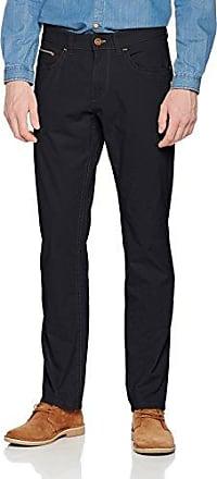5437, Pantalones para Hombre, Azul (Navy 43), 34W x 38L Camel Active