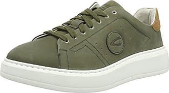 Camel Active Platform 11, Zapatillas para Hombre, Verde (Army 01), 39 EU